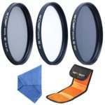 3 Piece Lense Filter Kit