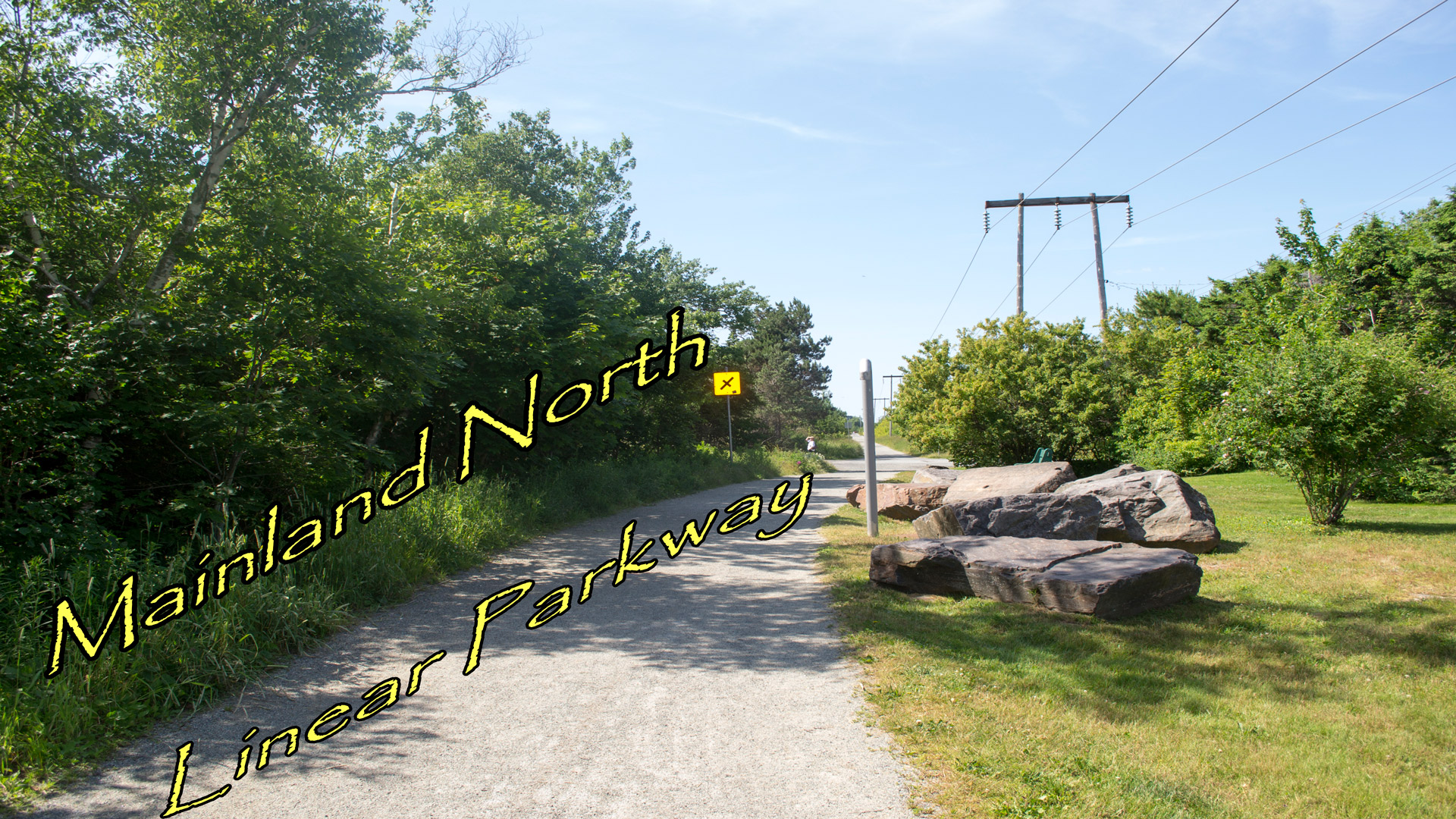 Mainland North Linear Parkway