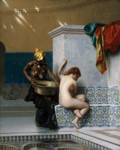Gerome, J. Moorish Bath