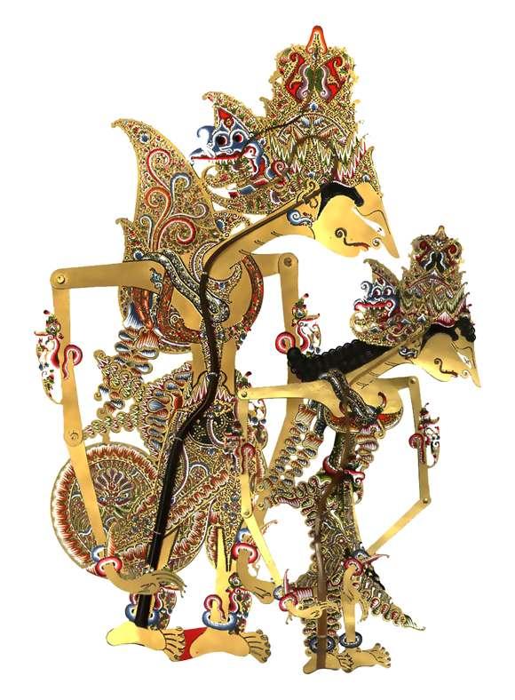 Seni Kriya 2 Dimensi : kriya, dimensi, Karya, Kriya, Nusantara, Halimi, Cirebon