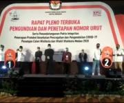 Bobby Nasution : Pilkada Harus Damai dan Sejuk serta Ikuti Protokol Kesehatan