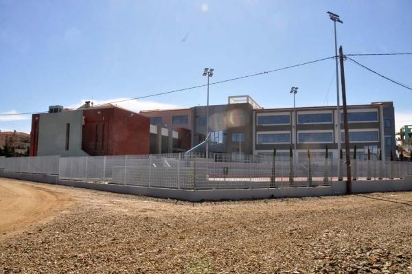 Άρχισε η μεταστέγαση στο νέο κτίριο του Γενικού Λυκείου Ν. Καλλικράτειας