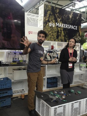 Makerspace at rp14