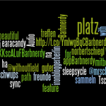 A twitter day in wordle