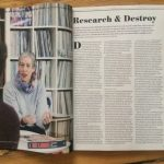 Interview in the German Mag: MINT