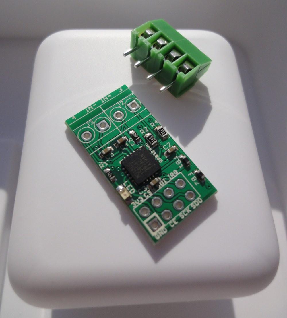 medium resolution of max31865 board