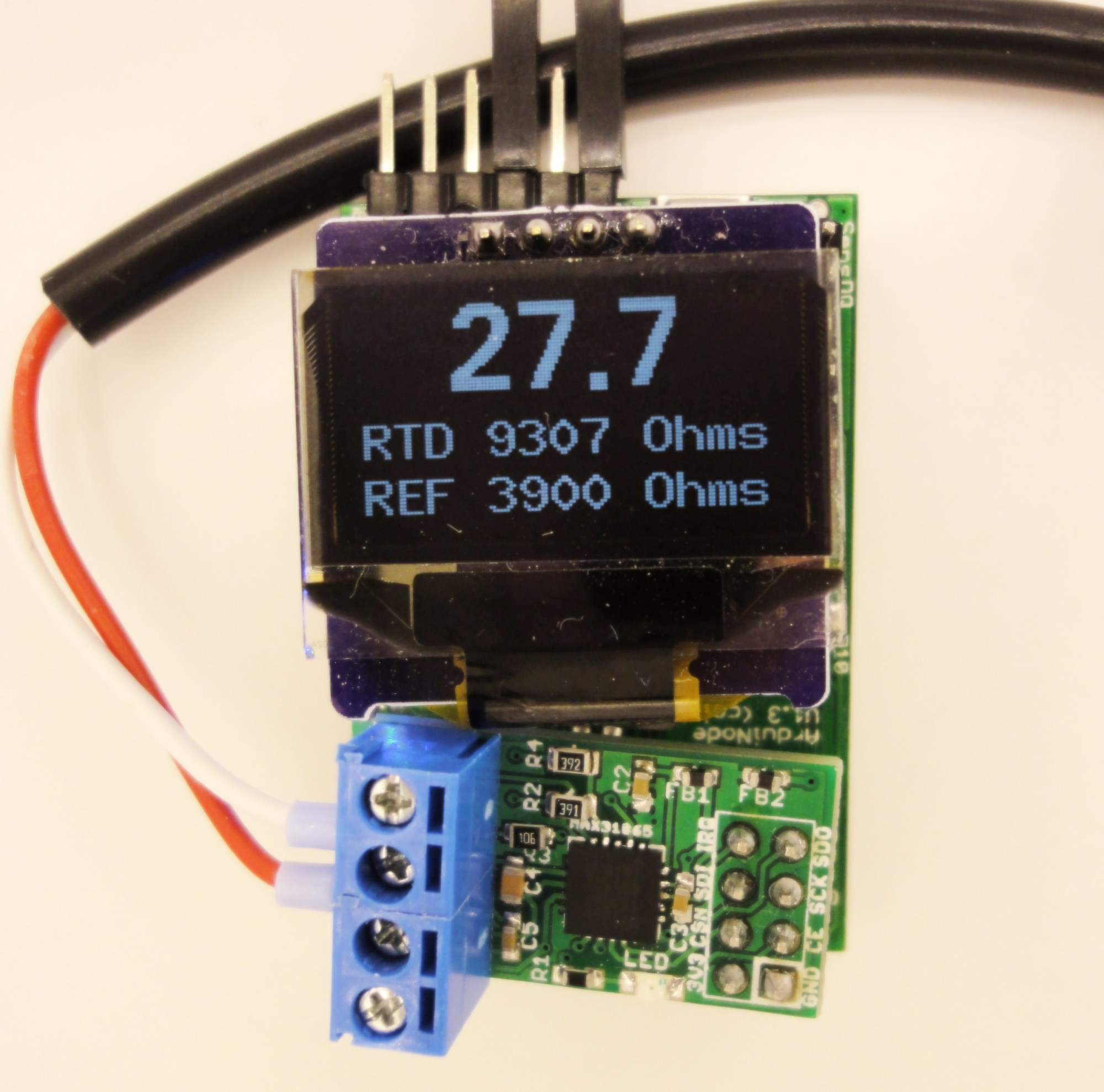 hight resolution of oled with working breakout board