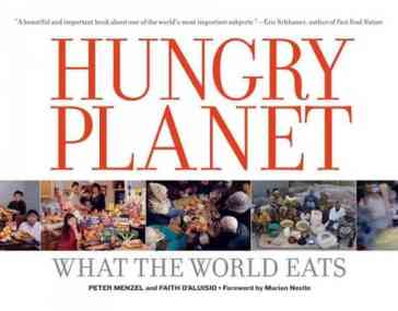 Boken Hungry Planet: What The World Eats