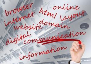 Erstellung von Webseiten