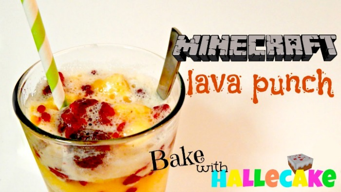 minecraft lava punch