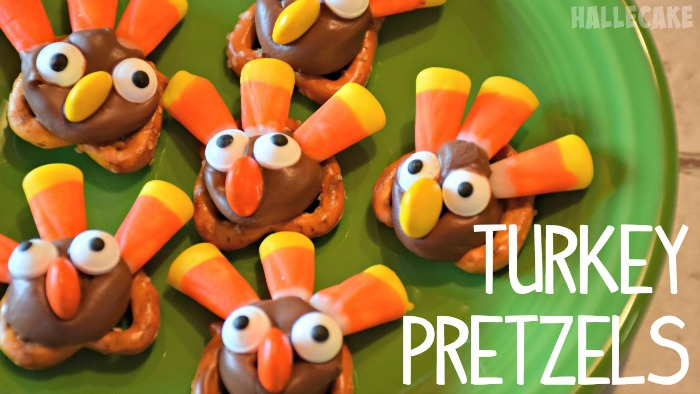 turkey pretzels