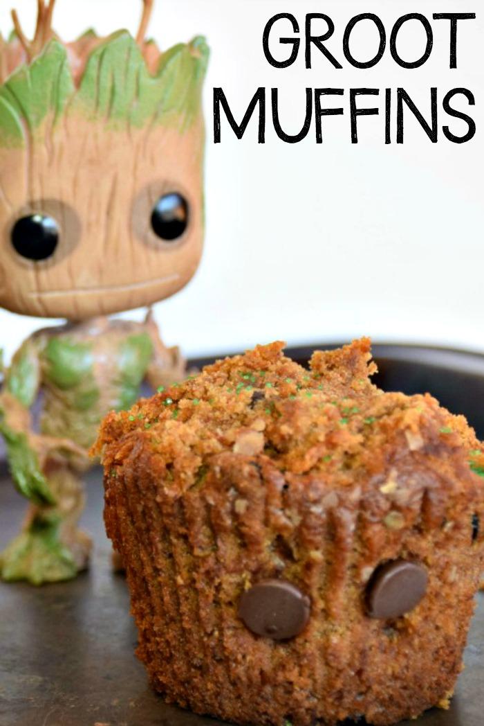 groot muffins