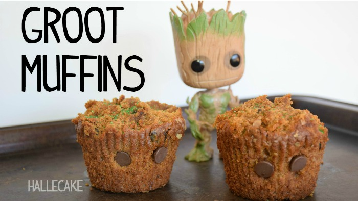 groot muffins
