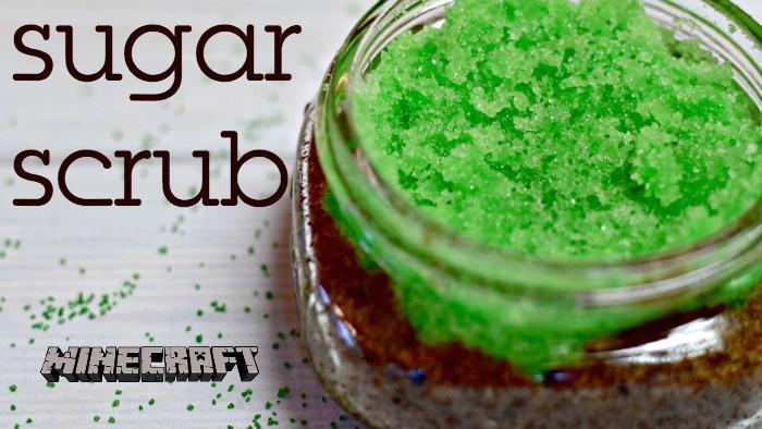 minecraft sugar scrub