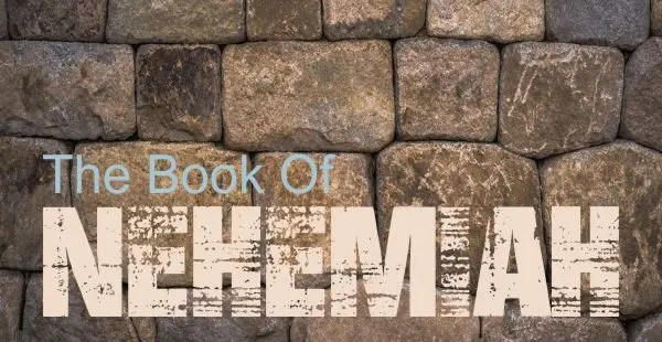 The Book Of Nehemiah