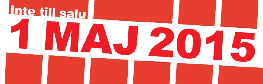 hallefors vansterpartiet 1maj 2015