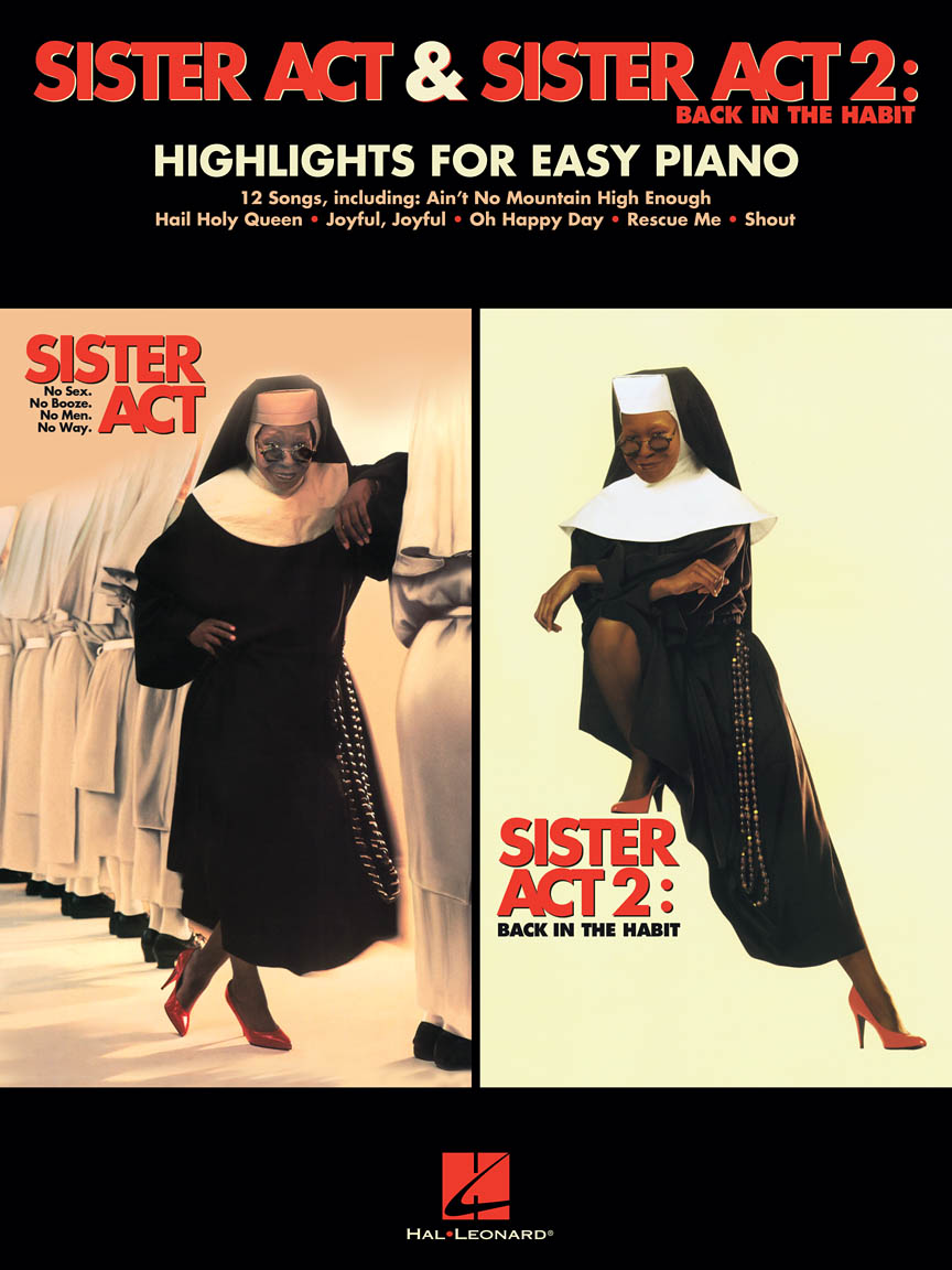 Sister Act 2 Oh Happy Days : sister, happy, Sister, Habit, Highlights, Piano, Leonard, Online