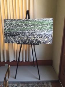 Hallet Oak Gallery artworks on display!