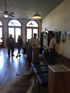 Scenes from the Friends of Hallettsville Downtown Revitalization