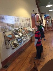 Christkindlemart in Downtown Hallettsville at Hallet Oak Gallery.
