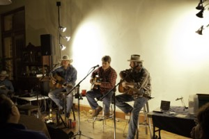 Music Night at the HOG featuring JD Wellfed & Guests: Jerrod Birmingham and Jeremy Halliburton.