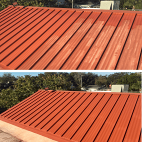 Metal Roof Coating Jacksonville fl