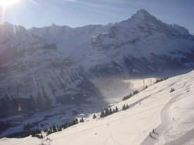 To First from Grindelwald
