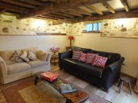 Sitting Room in the Byre Cottage
