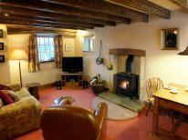 Living room Harvest Cottage