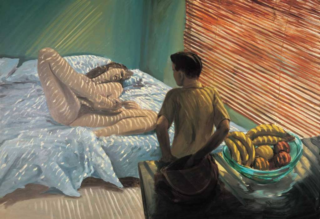 Eric Fischl Review: Recent Paintings