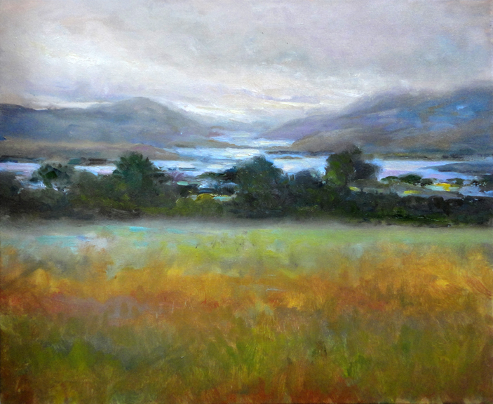 2ff987980 Ring of Kerry Painting, Ireland Landscape Paintings | Learn to Oil ...