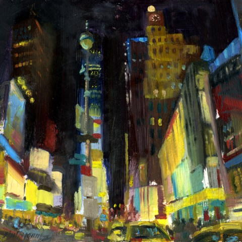 times-square-giclee-print