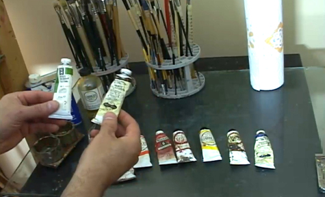 Antique-Skates-Painting-Video-DVD-Techniques