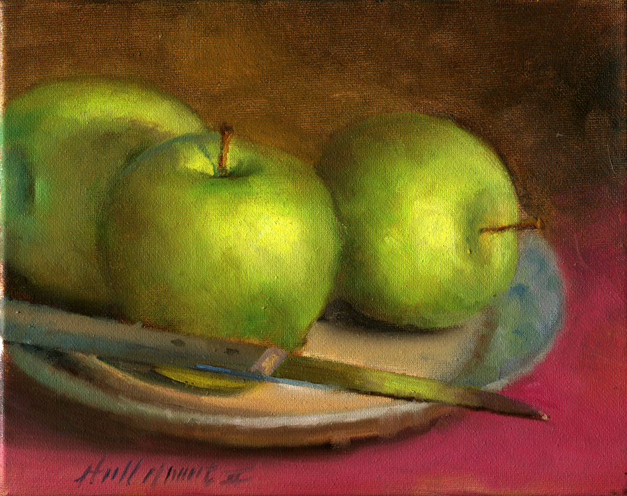 YELLOW APPLES