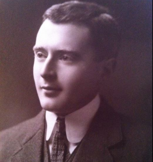 Halliday Sutherland portrait