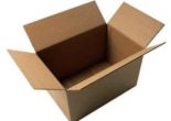 An empty box