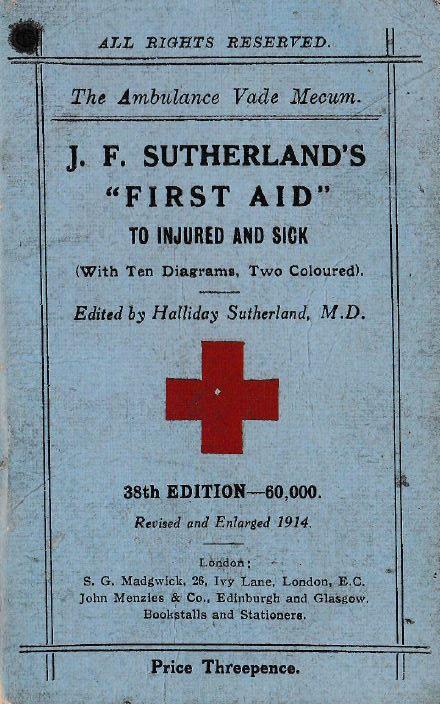 JFS First Aid
