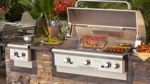 Outdoor Grills and Fireplaces