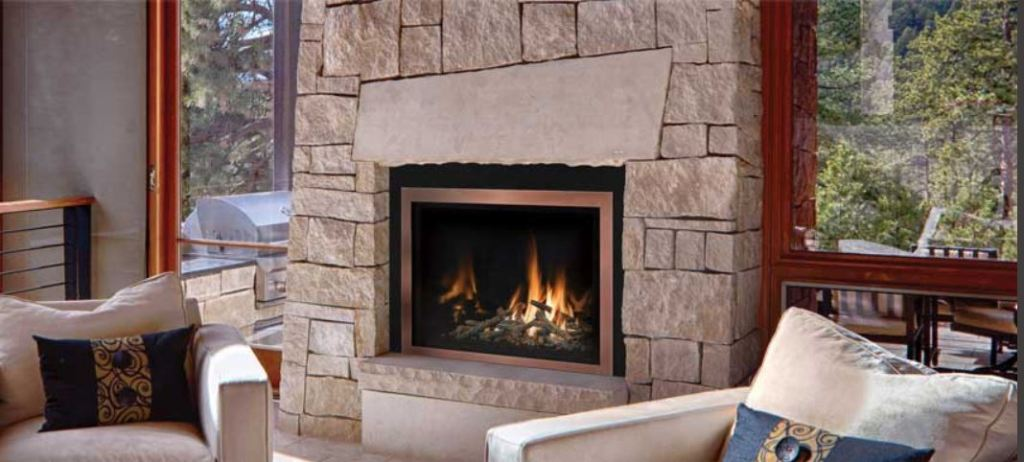 mendota gas fireplace insert