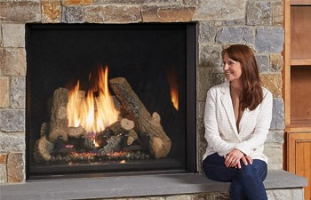 gas fireplace appliances at Halligans Hearth and Home