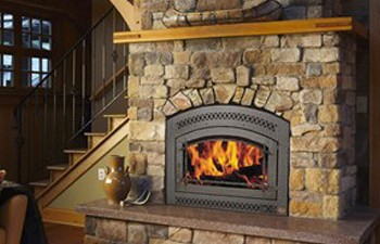 wood fireplace appliances at Halligans Hearth and Home