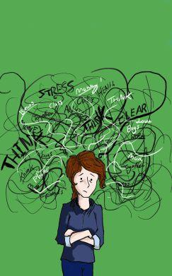 girl-in-stress-green