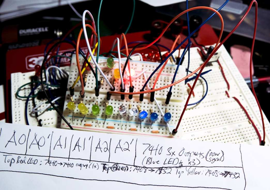 debugger-led-truth-table-and-voltage-probe-lights-on