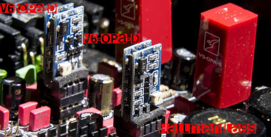 Burson V6-OPA-D Closeup