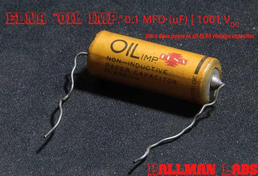 ELNA Oil Imp. Vintage Ultra Rare_sm