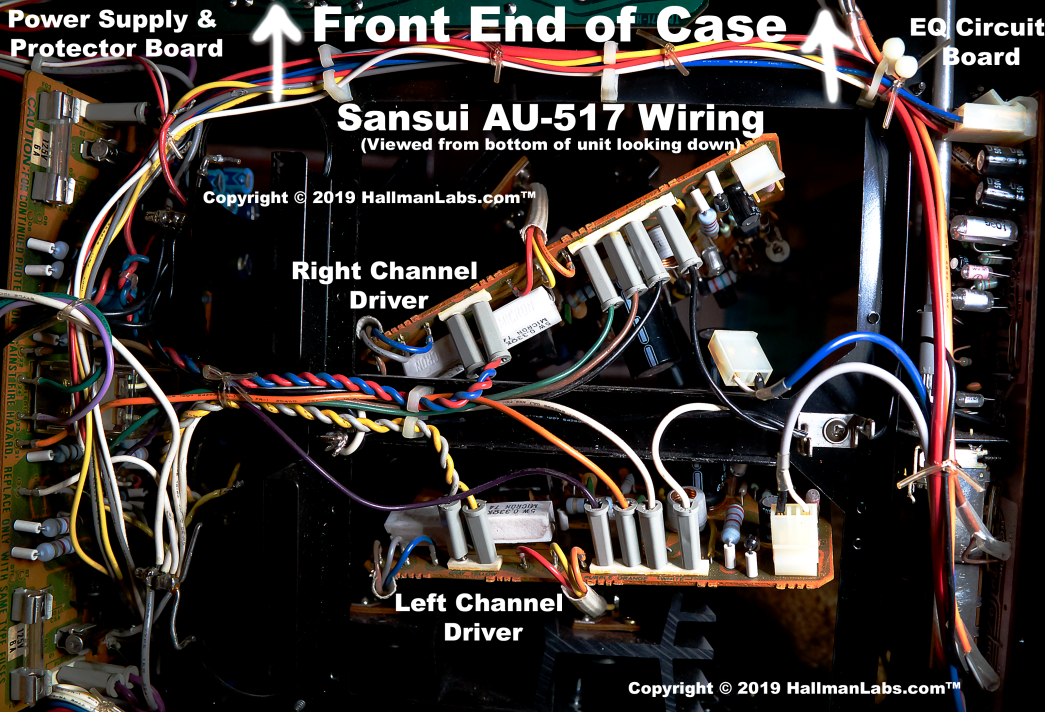 All Wiring Shown Single Photo Labeled