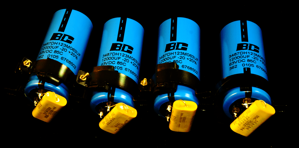 BC Philips Power Capacitors