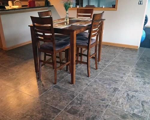luxury vinyl planks and tiles