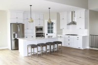 Oakstone Homes Modern Farmhouse | Hallmark Floors Alta ...