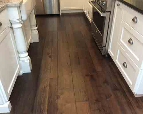 kitchen floor price pfister faucets monterey gaucho installation canandaigua ny hickory lakewood wa
